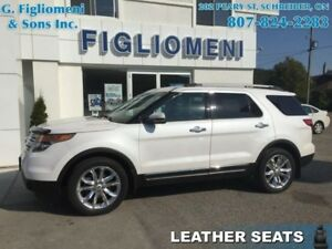 2013 Ford Explorer Limited  - Navigation - Towing Package - Siri