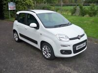 Fiat Panda 1.2 LOUNGE FULL FIAT SERVICE HISTORY AIR CON & BLUETOOTH (white) 2014