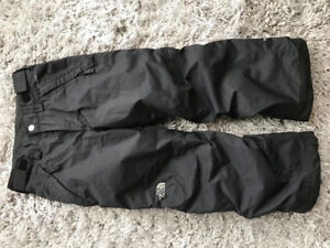 The North Face Snow Pants- Kids 7/8