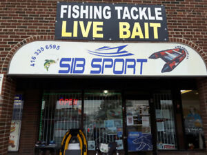 fishing tackle 10% off