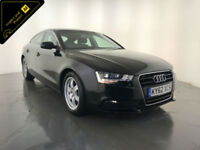 2012 62 AUDI A5 TDI DIESEL 5 DOOR HATCHBACK SERVICE HISTORY FINANCE PX WELCOME