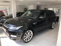 Land Rover Range Rover Sport 3.0SD V6 ( 306bhp ) ( 4WD ) ( s/s ) Auto 2 HSE