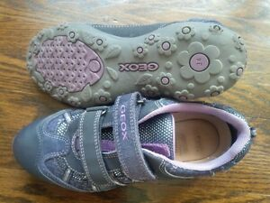 Girls Geox Running Shoes - size 3