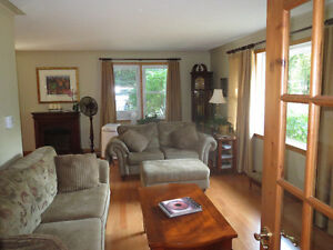 Bobcaygeon Bungalow c/w 2 Car Garage and Large Shop For Sale Kawartha Lakes Peterborough Area image 8
