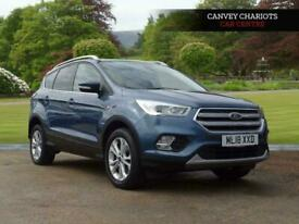 image for 2018 Ford Kuga 1.5 TDCi Titanium (s/s) 5dr SUV Diesel Manual