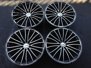 Mags DAI 17pouces, Bolt pattern: 5x112 & 5x100