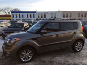 2013 KIA SOUL, ONLY 50,000km,LIKE NEW, Heated Seats,Winter Tire