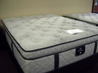 Queen SERTA Mattress Super Pillow Top