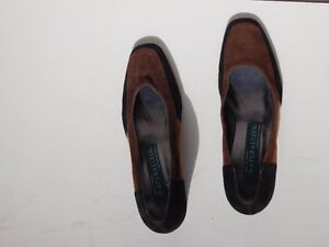 Naturalizer suede shoes