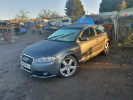 Audi a3 2.0t tfsi s line 2005 (spares or repairs)