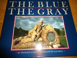 The Blue and the Gray - Thomas Allen (NGS)