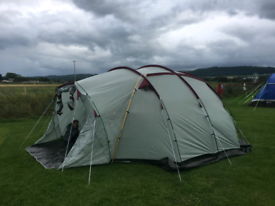 TEN MAN TENT AND CAMPING GEAR