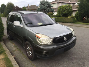 2004 Buick Rendezvous -MOVING OVERSEAS, NEEDS TO GO