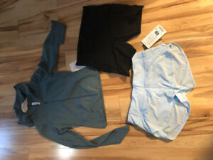 Lululemon items, two new with tags!