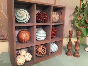 Large Solid wood display box London Ontario image 2