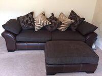 3 & 4 Seater Sofas