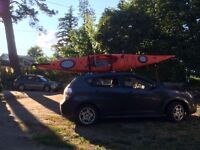 Perception 14 1/2 foot kayak for sale