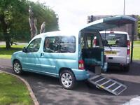 2006 Citroen Berlingo Multispace Forte Wheelchair Disabled Accessible Vehicle Ca