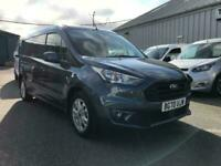 Ford Connect 240 Limited 1.5TDCi 120PS L2 H1 Manual in Chrome Blue NO VAT
