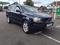2003 53 Volvo XC90 2.9 T6 AUTO LPG GAS CONVERTED 4x4 HUGE SPEC