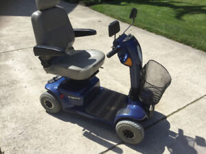 Legend 4WHEEL mobility scooters