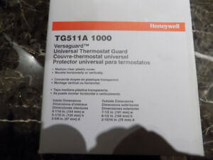 Univarsal thermostat guard