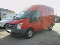 Ford transit 2008, 350T, MWB, High Roof van for sale