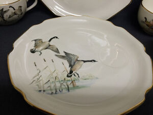 4 Game Bird Sandwich Plate & Cup Combo London Ontario image 7