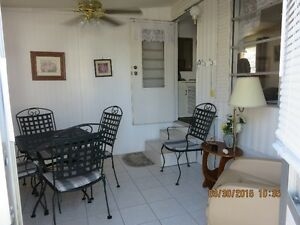 Maison mobile, parc Sunshine Holiday