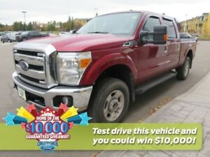 2016 Ford F-250 Super Duty XLT  No accidents, one previous owner