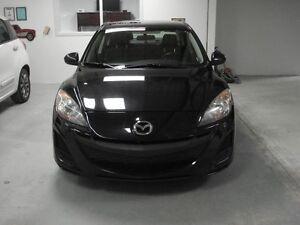 AS TRADED 2011 Mazda Mazda3 GS Sedan  AS TRADED