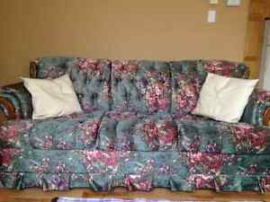 FREE Pick Up Only Couch & Chair St. John's Newfoundland image 1