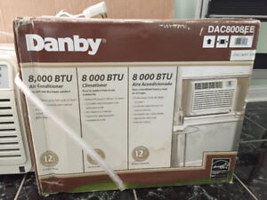 Want to sale Danby Aircondition in resonable price
