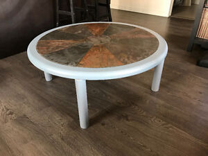 Slate Oak Coffee Table Edmonton Edmonton Area image 1