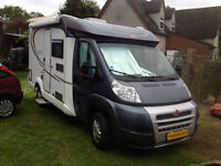 Burstner Nexxo T569. 2012, Left Hand Drive, Sleeps, 2, NEW PRICE £29,995.00,