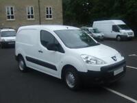 2013 13 Peugeot Partner 1.6HDi (75) 625 SE L1 - Diesel Van