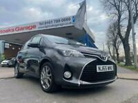 2015 Toyota Yaris 1.33 Dual VVT-i Excel 5dr EU5 Hatchback Petrol Manual
