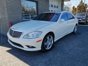 Mercedes-Benz S-Class S 550 V8 4MATIC AMG PACK 2007