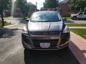 2014 FORD ESCAPE, 4WD, 1.6L ECOBOOST ENGINE, FULL TOW PACKAGE!!!