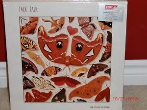TALK TALK ALBUMS & CD's & CASSETTES Kitchener / Waterloo Kitchener Area image 1