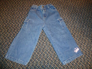 Girls Size 24 Months Princess Jeans Kingston Kingston Area image 1