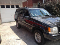 1998 Jeep Grand Cherokee - Etested