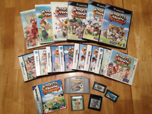 SEARCHING FOR - Harvest Moon Games
