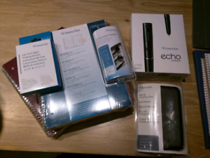 Livescribe Smart Pen & accessories - Brand new, never opened