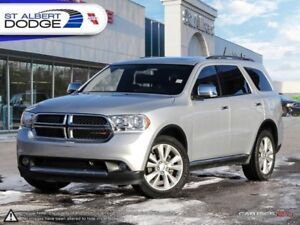 2013 Dodge Durango Crew Plus  JUST ARRIVED