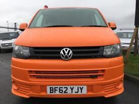 Volkswagen Transporter 2.0TDi 140PS SHORT WHEEL BASE EX RAC VAN