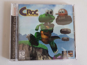 Croc: Legend of the Gobbos (PC, 1998)