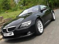 2008 BMW 635D AUTO SPORT COUPE
