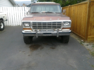 79 ford f350 4x4