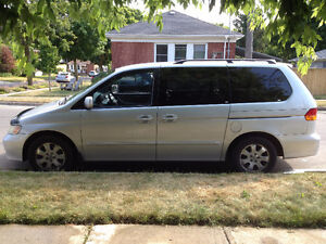 2003 Honda Odyssey EXL - NEED TO SELL ASAP
